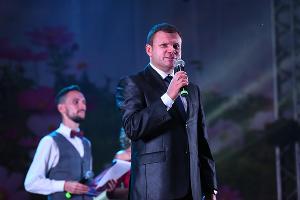 Владимир Барановский, директор по персоналу АО «МХК «ЕвроХим» ©Фото Елены Синеок, Юга.ру