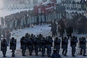 В Кропоткине прошли масштабные учения сводного отряда УФСИН ©Влад Александров, ЮГА.ру