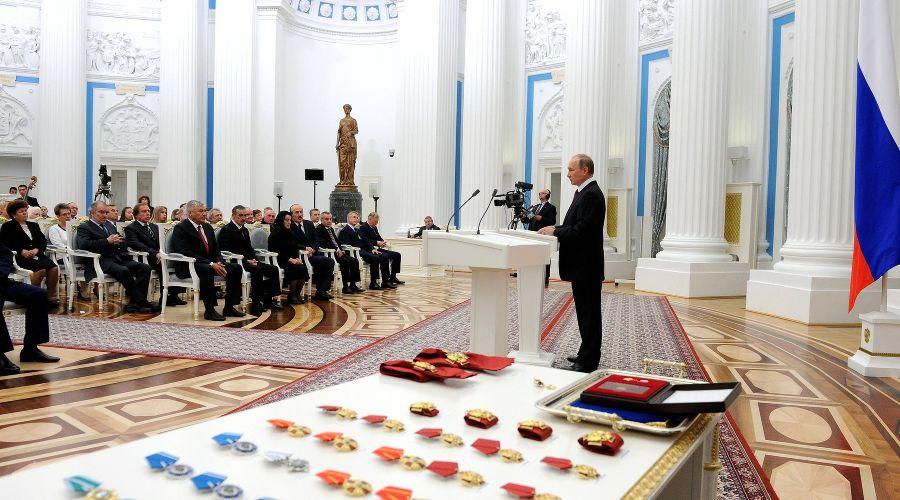 ©Фото с сайта kremlin.ru