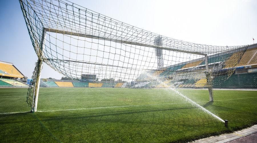 Стадион «Кубань» ©Фото Елены Синеок, Юга.ру