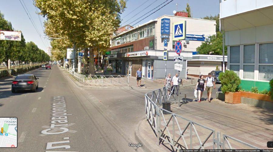 ©Скриншот страницы с сайта google.ru/maps