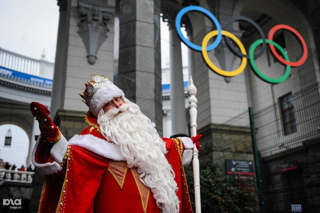 Ханты-Мансийске готов кВсероссийскому съезду Дедов Морозов иСнегурочек