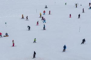 Всемирный день снега в Сочи ©Фото Нины Зотиной, Юга.ру