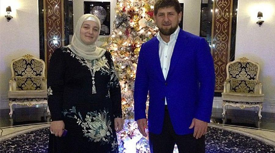 Рамзан Кадыров и его жена впервые откровенно рассказали об истории своей  любви