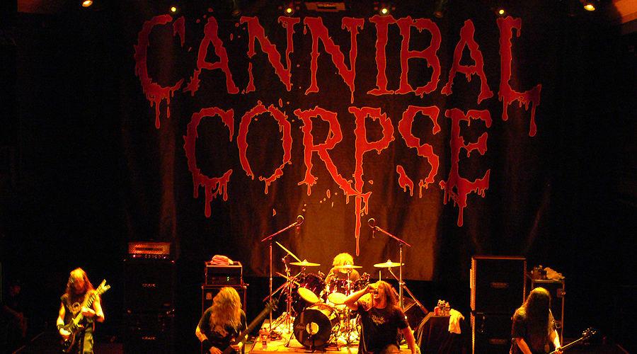 Cannibal Corpse ©Фото Юга.ру