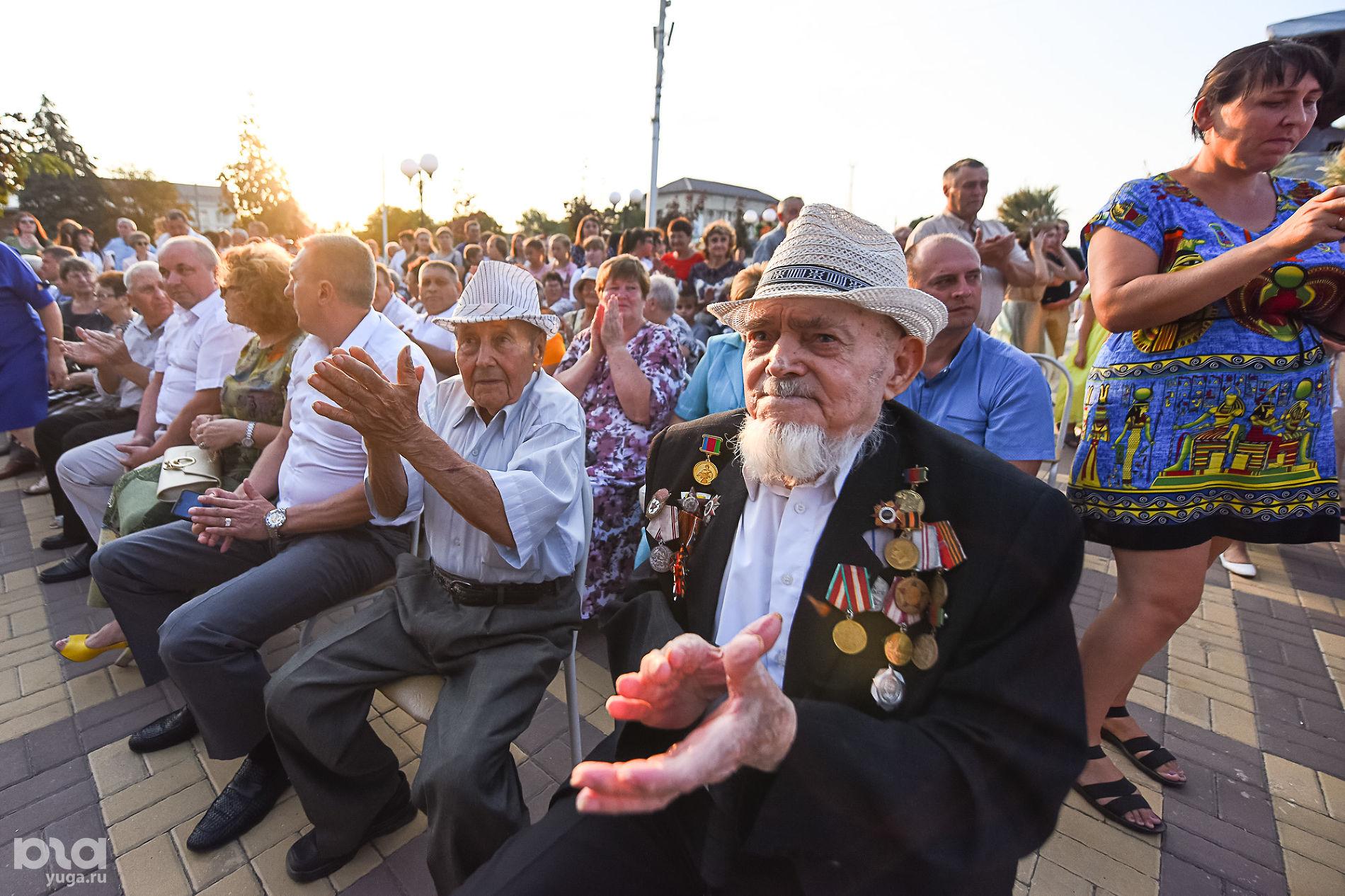 85-летие Тбилисского района ©Фото Елены Синеок, Юга.ру