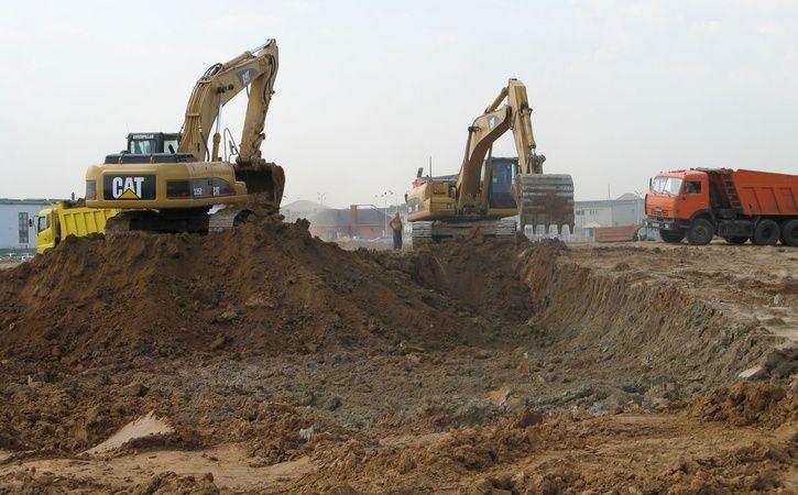 Строительство тренировочной базы кЧМ-2018 началось вКисловодске