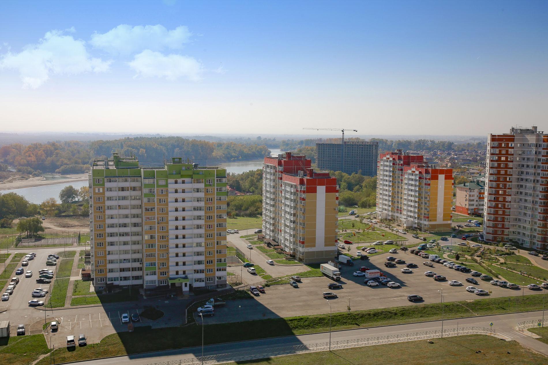 Микрорайон Почтовый ©Изображение пресс-службы «ВКБ-Новостройки»