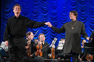 Гала-концерт открытия фестиваля искусств Юрия Башмета ©Фото Никиты Быкова, Юга.ру