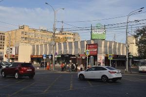 Перекресток улиц Северной и Красной в Краснодаре ©Фото пресс-службы администрации Краснодара