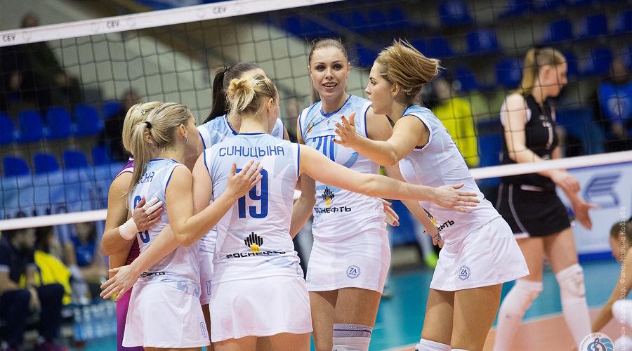 ©Фото пресс-службы ВК «Динамо Краснодар»