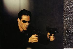 Кадр из фильма «Матрица», реж. Лана Вачовски, Лилли Вачовски, 1999 год ©Фото с сайта kinopoisk.ru