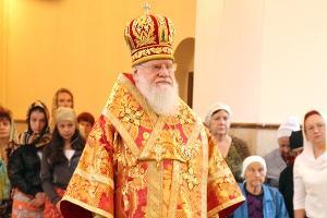 Владыка Исидор  ©Фото Юлии Барановой, Юга.ру