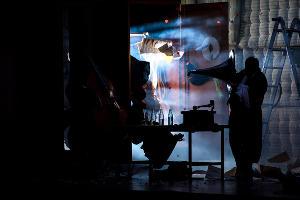 "Моноспектакль Константина Хабенского ""Контрабас"" ©Нина Зотина, ЮГА.ру"