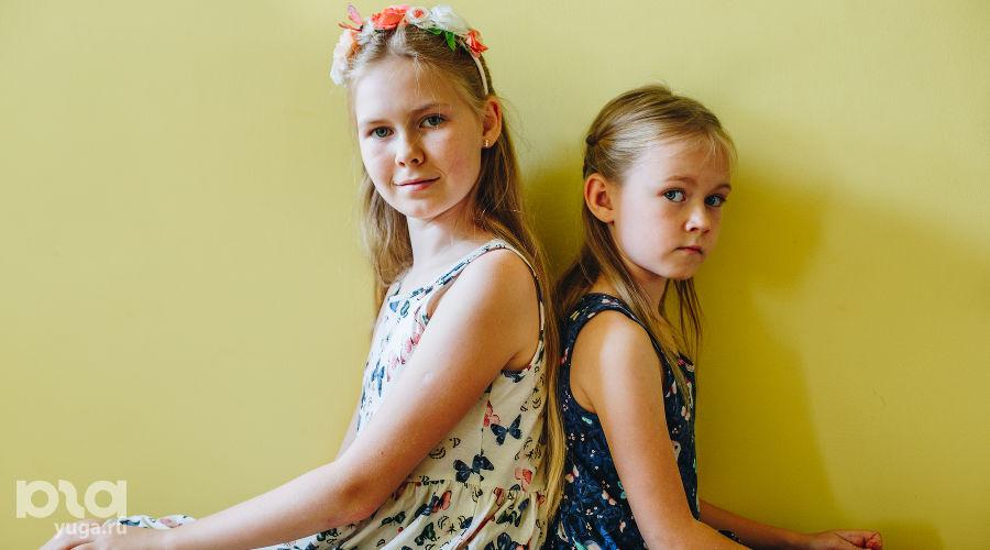 Семья Бурдовицыных ©Фото Дениса Яковлева, Юга.ру