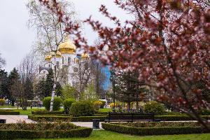 Храм Александра Невского ©Фото Елены Синеок, Юга.ру