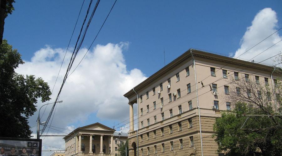 Здание ГУВД Москвы со стороны Петровки, 2015 год ©Фото Александра Спиридонова, wikipedia.org, лицензия CC BY 3.0