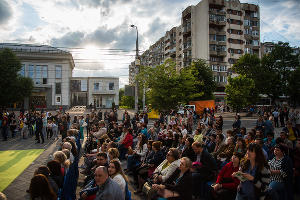 «Ночь музеев»-2017 в Краснодаре ©Фото Елены Синеок, Юга.ру