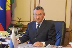 Владимир Бекетов ©Фото с официального сайта Законодательного собрания Краснодарского края, kubzsk.ru