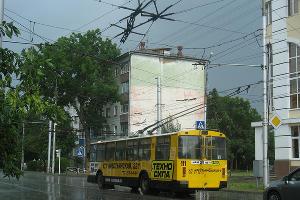 ©Фото с официального сайта Майкопского троллейбусного управления