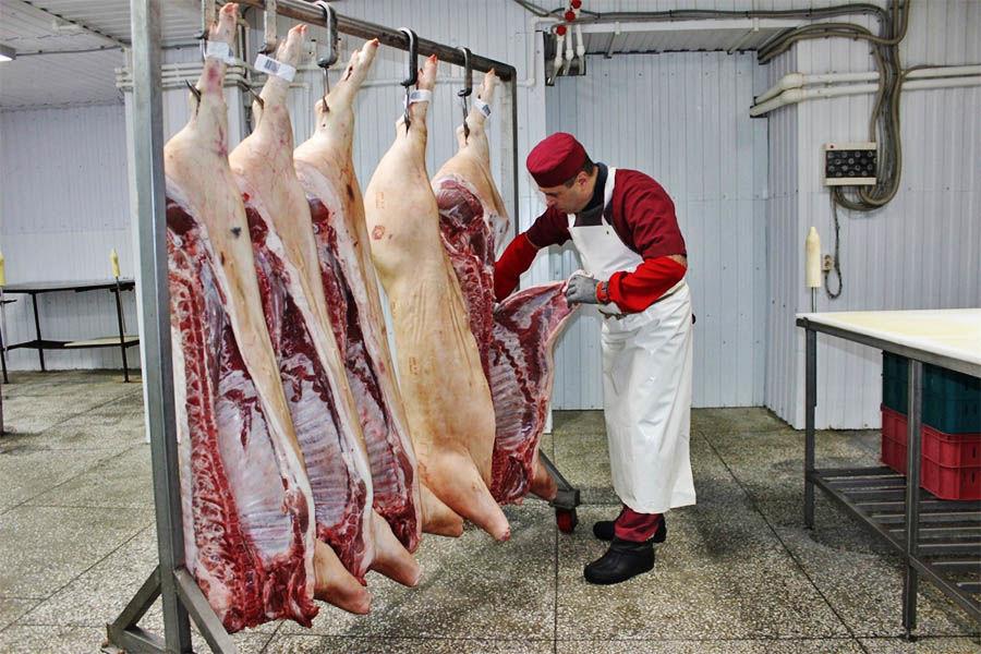 Колбасный завод «Темп» ©Фото предоставлено предприятием