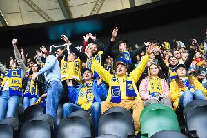 Матч «Краснодар» — «Ростов», Краснодар, 4 ноября 2018 года ©Фото Елены Синеок, Юга.ру