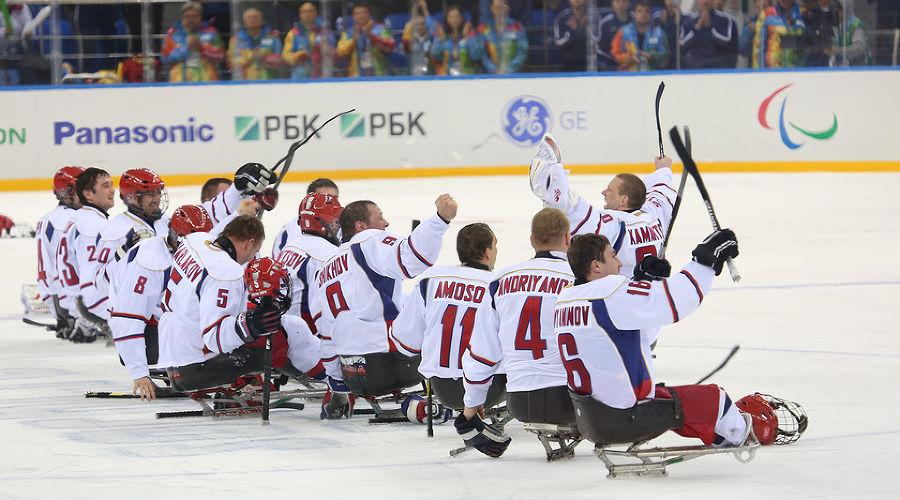 Следж-хоккей ©www.ridus.ru