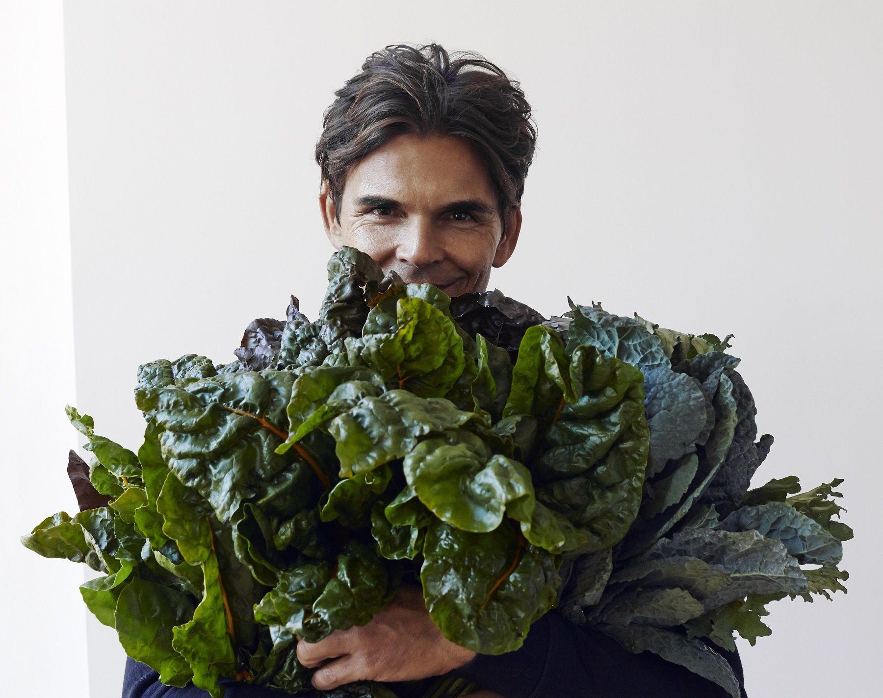 Мэттью Кенни, ресторатор, шеф-повар сыроедческо-веганской кухни ©Фото предоставлено организаторами гастрономического фестиваля IKRA