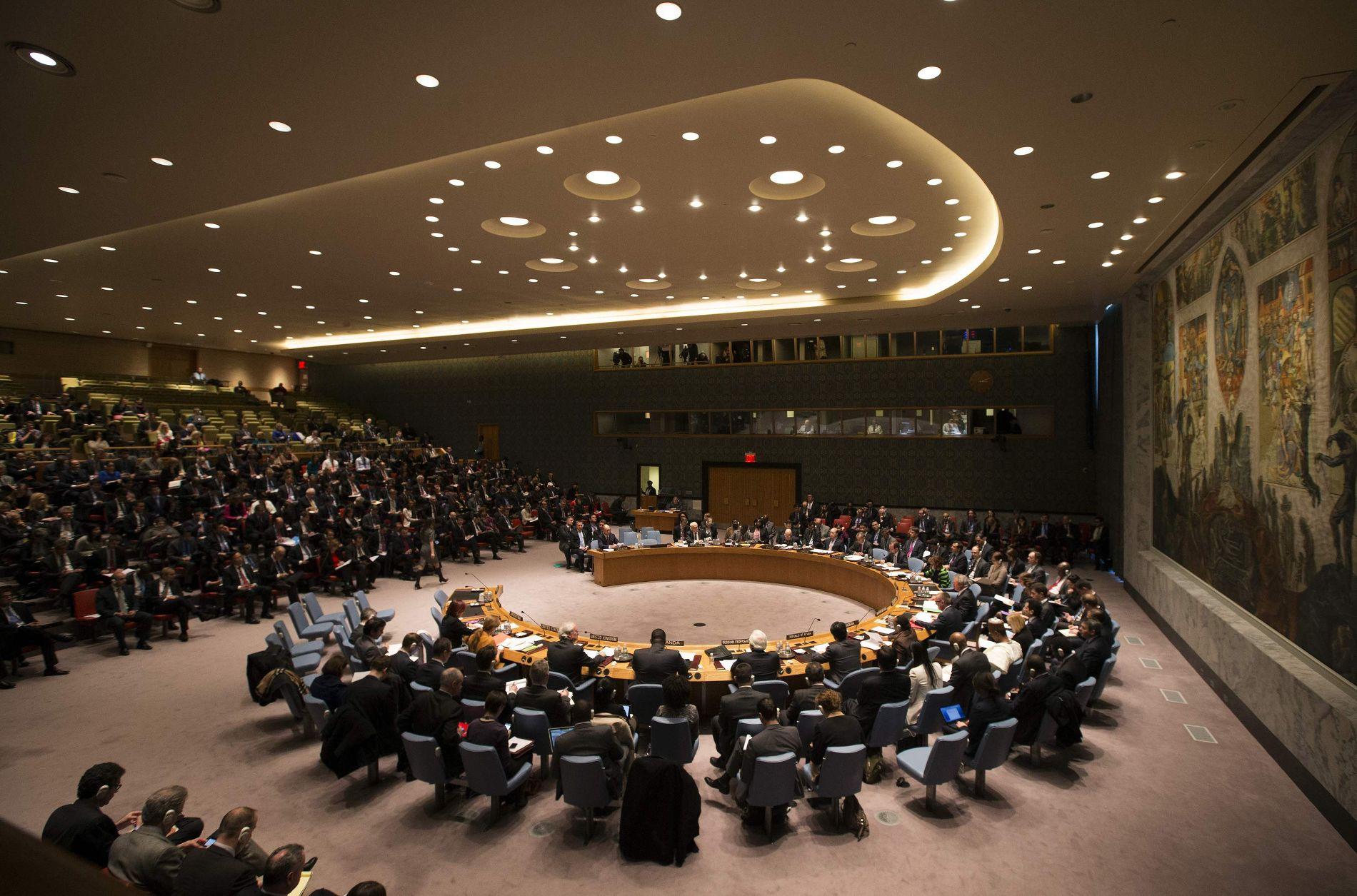 Российскую Федерацию невключили вСовет поправам человека ООН