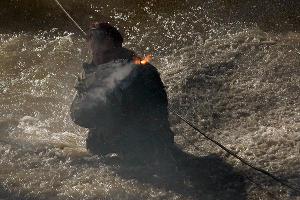 """""""Акулы"""" сдали нормативы на право ношения крапового берета ©Влад Александров, ЮГА.ру"""