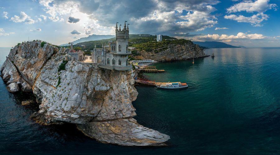 Ласточкино гнездо, Крым ©Фото sudak.pro