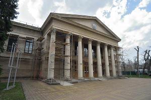 Пушкинский народный дом в Майкопе ©Фото пресс-службы главы Республики Адыгея