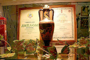 "Выставка ""Кубанские вина 2008"" ©Фото Юга.ру"