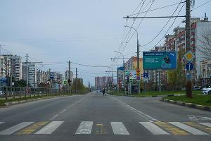 Краснодар, улица Минская ©Фото Евгения Мельченко, Юга.ру