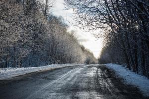 За снегом на Volkswagen Teramont. Плато Лагонаки ©Фото Елены Синеок, Юга.ру