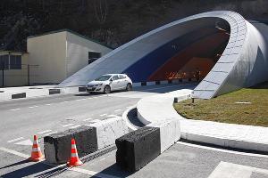Рокский тоннель, связывающий Россию с Закавказьем ©Влад Александров, ЮГА.ру