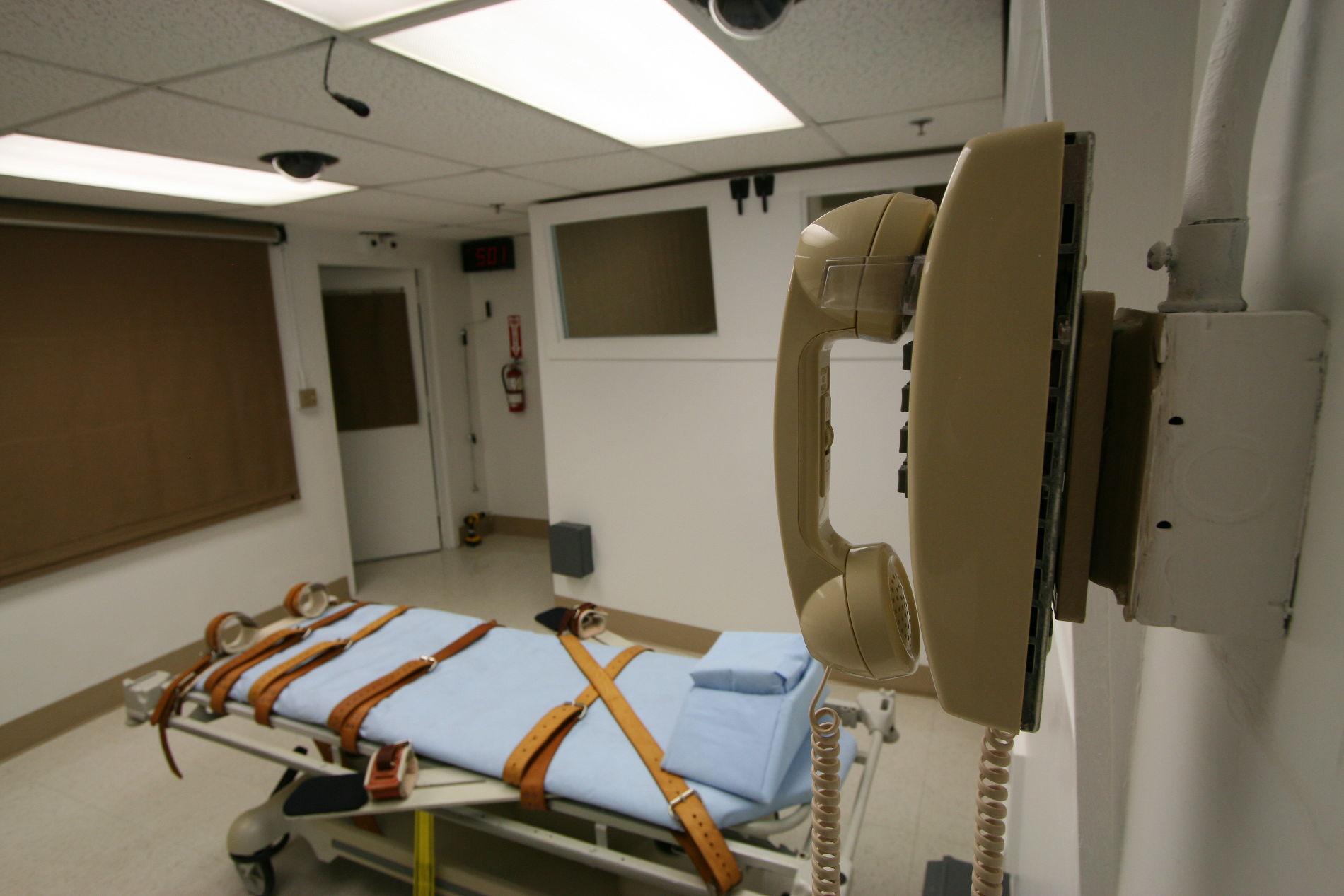 Комната для смертельных инъекций в тюрьме штата Флорида ©Фото с сайта wikimedia.org