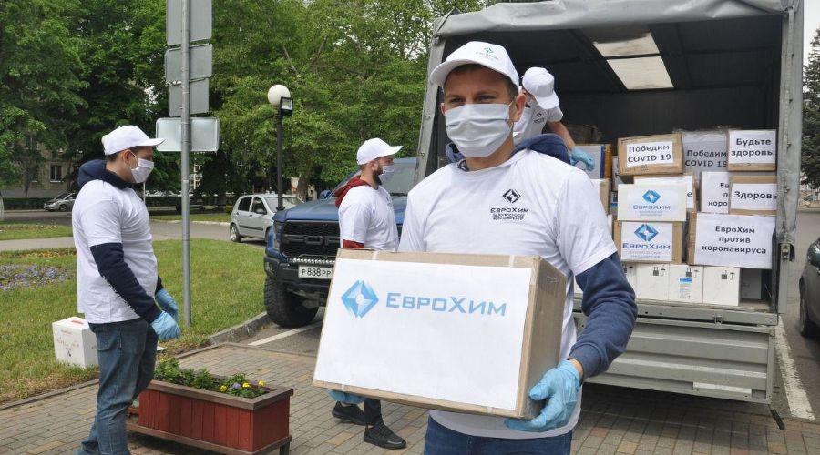 ©Изображение пресс-службы «ЕвроХим»