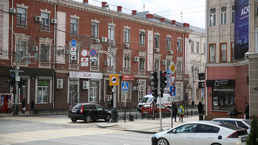 Краснодар, 2016 год ©Кадр из видео канала Артемия Лебедева на Ютубе, youtube.com/temalebedev