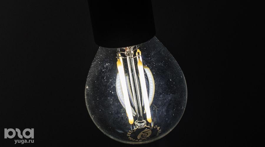 Лампочка ©Фото Елены Синеок, Юга.ру