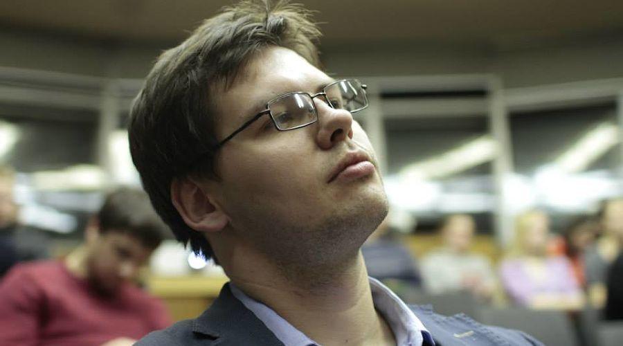 Владимир Нишуков ©Фото со страницы Philosophy of Sports в фейсбуке, facebook.com/Philosophy-of-Sports-182625878506036