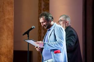 "Церемония награждения победителей XXV ""Кинотавра"" в Сочи ©Нина Зотина, ЮГА.ру"