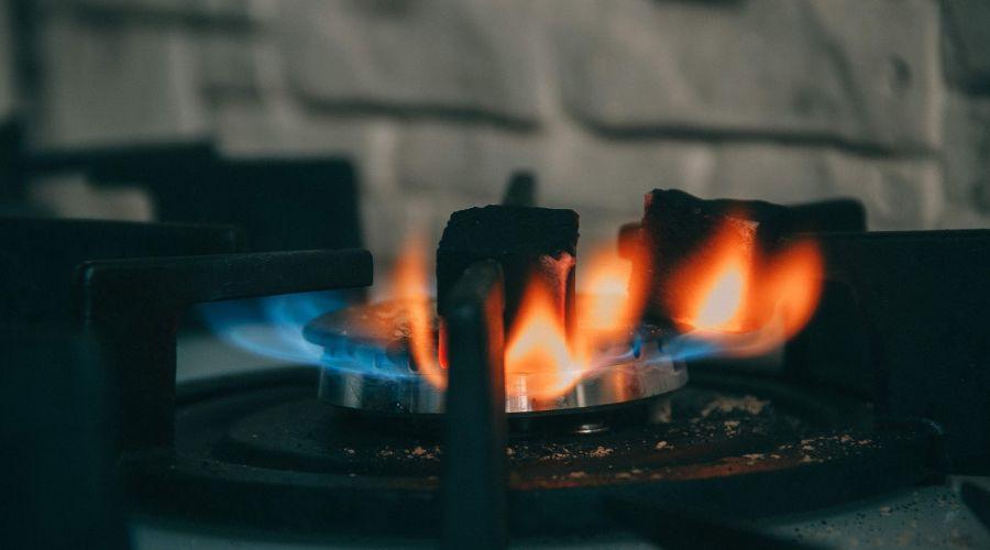 Газовая плита ©Фото Alex Gagareen, unsplash.com