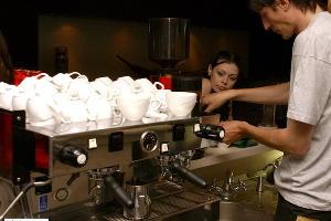 FOrREST cafe, ZoroCoffee - Аркадий Климанов, Краснодар - 2010 ©Фото Юга.ру