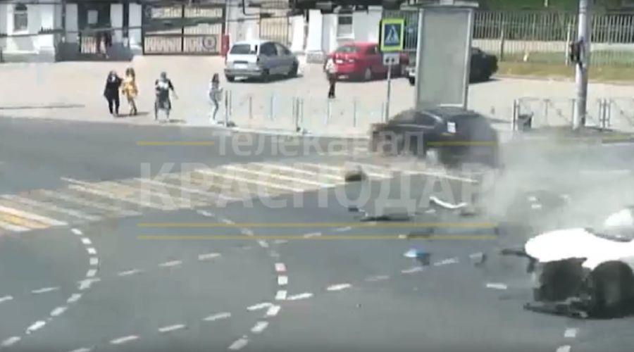 """©Скриншот видео телеканала """"Краснодар"""""""