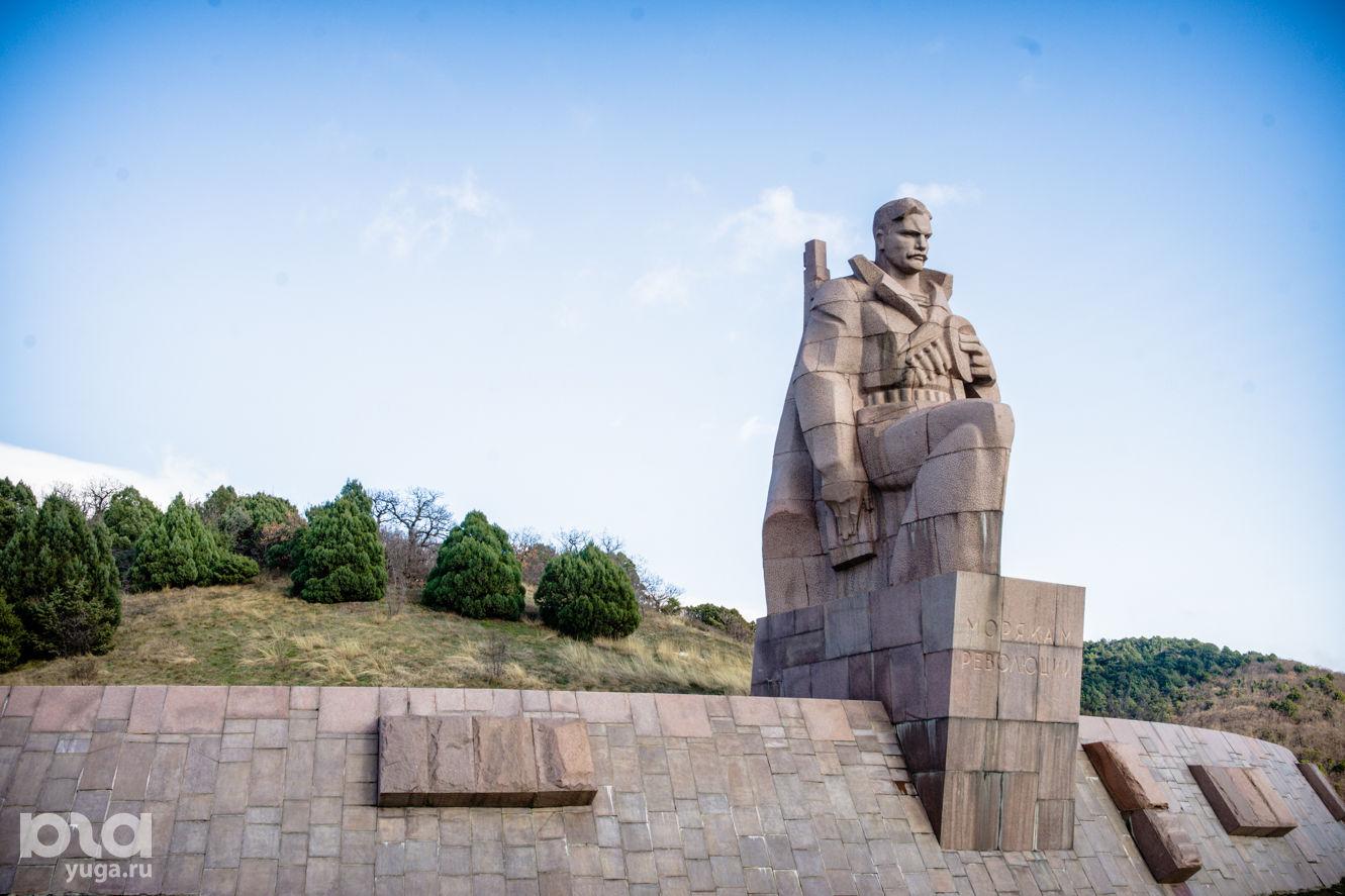 Дорога у Новороссийска ©Фото Евгения Мельченко, Юга.ру