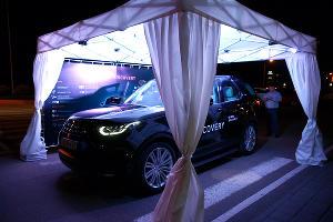 Новый Land Rover Discovery приехал в Краснодар ©Фото Евгения Мельченко, Юга.ру