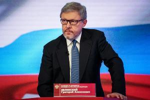 Григорий Явлинский ©Фото с сайта yabloko.ru