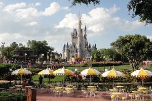Тематический парк Walt Disney во Флориде ©Фото Ricardo Guzman с сайта pixabay.com
