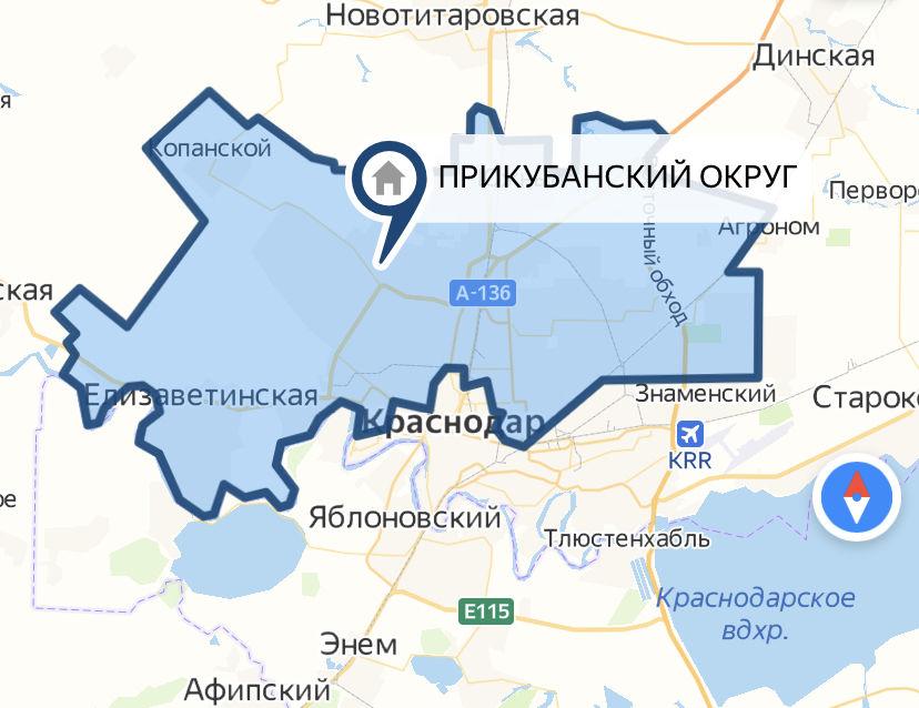 ©Скриншот «Яндекс.Карты»